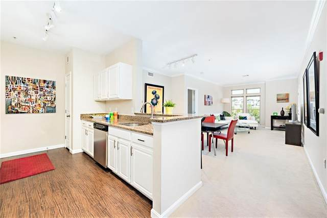 1000 Providence Place #362, Providence, RI 02903 (MLS #1286010) :: Spectrum Real Estate Consultants