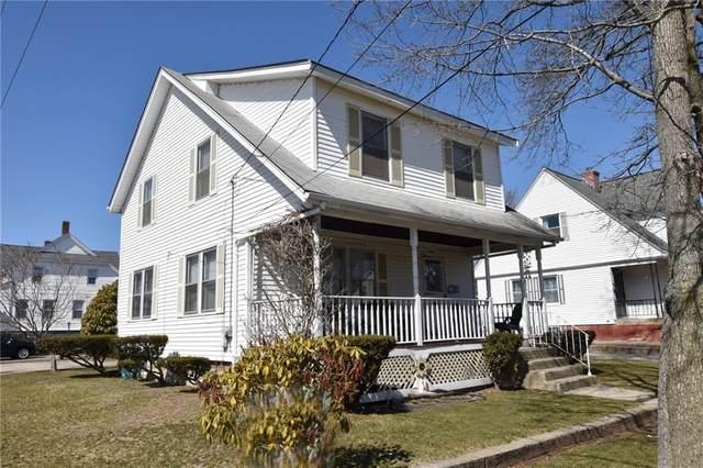 181 Burgess Avenue, East Providence, RI 02914 (MLS #1286038) :: Alex Parmenidez Group