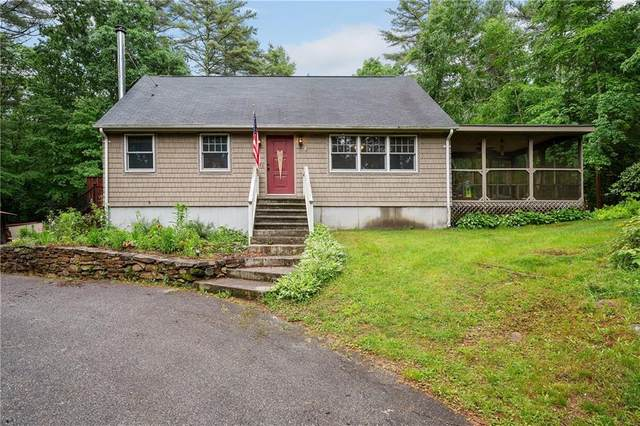184 Wakefield Road, Burrillville, RI 02859 (MLS #1286140) :: Nicholas Taylor Real Estate Group
