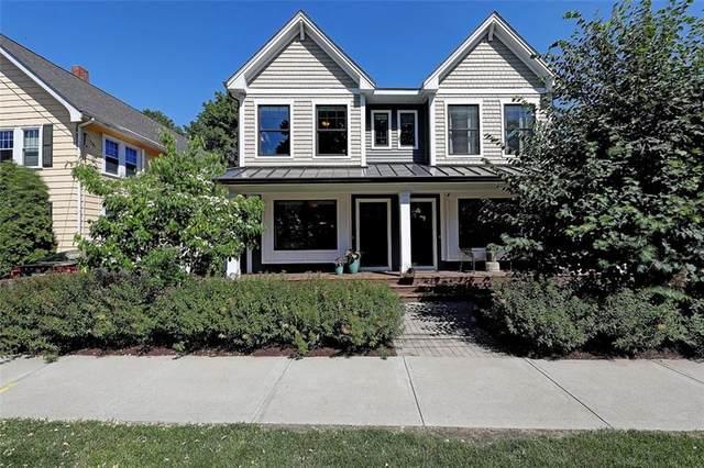 38 Taft Avenue #1, East Side of Providence, RI 02906 (MLS #1286252) :: Spectrum Real Estate Consultants
