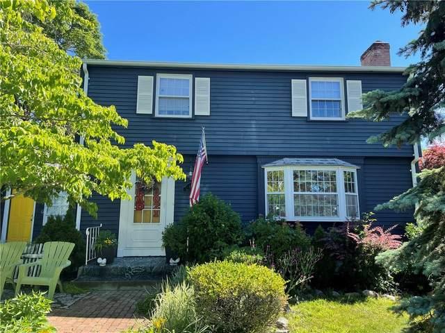 14 Bart Drive, East Providence, RI 02915 (MLS #1286320) :: Nicholas Taylor Real Estate Group