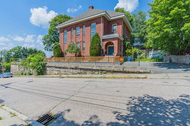 388 Vose Street #4, Woonsocket, RI 02895 (MLS #1286423) :: Dave T Team @ RE/MAX Central