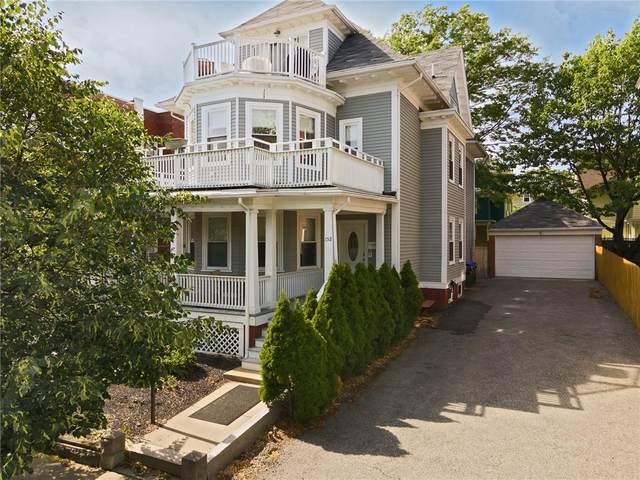 150 Irving Avenue #2, East Side of Providence, RI 02906 (MLS #1286512) :: revolv