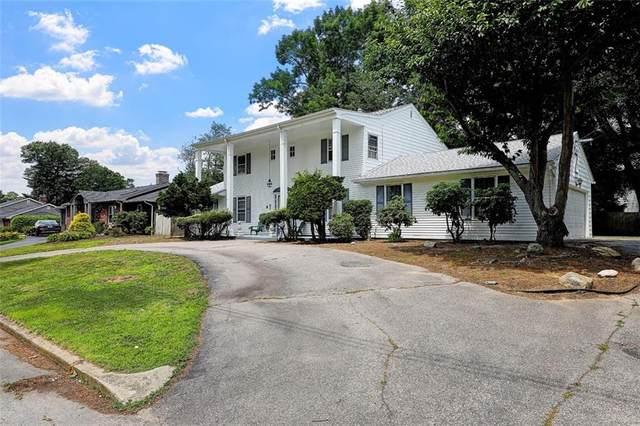 25 Blue Ridge Road, Cranston, RI 02920 (MLS #1286520) :: Century21 Platinum