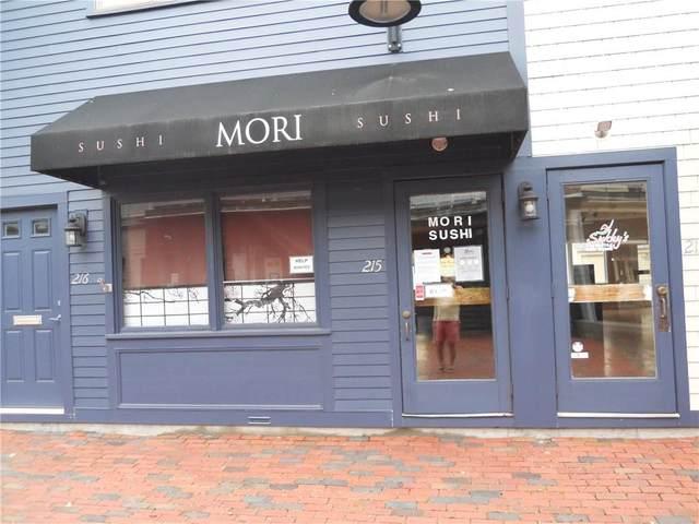 215 Goddard Row #215, Newport, RI 02840 (MLS #1286552) :: Dave T Team @ RE/MAX Central