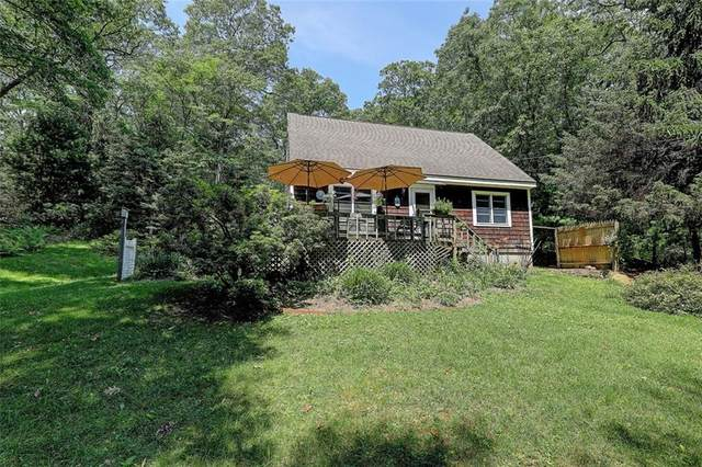 171 Mill Pond Road, Exeter, RI 02822 (MLS #1286700) :: Spectrum Real Estate Consultants
