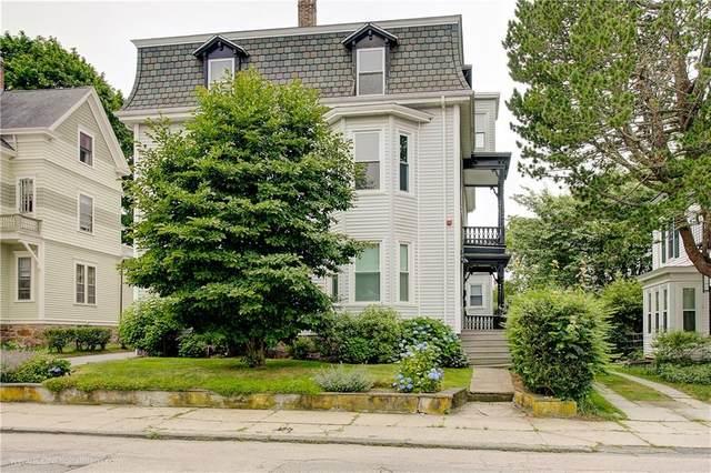 15 Everett Street #5, Newport, RI 02840 (MLS #1286791) :: Nicholas Taylor Real Estate Group
