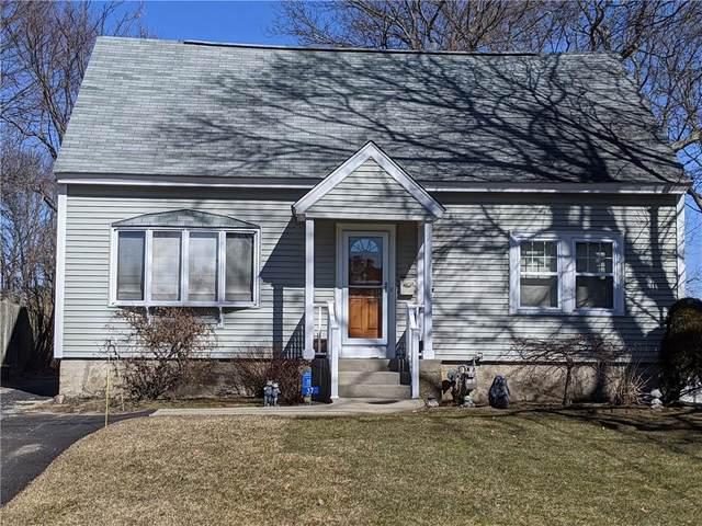 37 Crest Avenue, Warwick, RI 02886 (MLS #1286812) :: Nicholas Taylor Real Estate Group