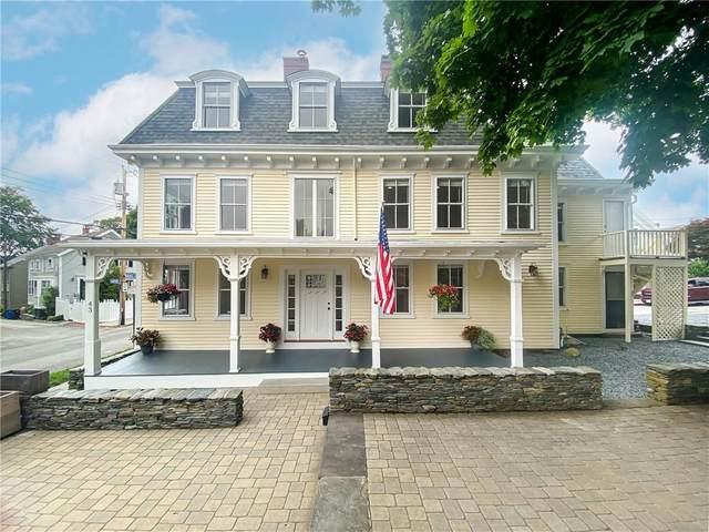43 Farewell Street, Newport, RI 02840 (MLS #1287136) :: The Martone Group