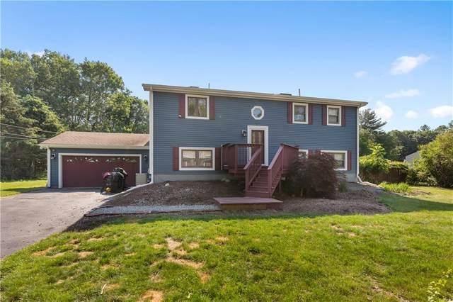 61 Roger Williams Drive, Johnston, RI 02919 (MLS #1287152) :: Spectrum Real Estate Consultants