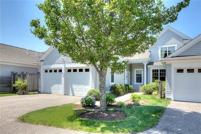 21 Watermark Drive #75, Tiverton, RI 02878 (MLS #1287170) :: Welchman Real Estate Group