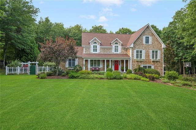 35 Princess Pine Drive, East Greenwich, RI 02818 (MLS #1287340) :: Spectrum Real Estate Consultants