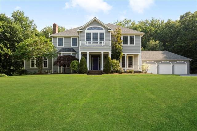 1 Corr Way, East Greenwich, RI 02818 (MLS #1287478) :: Spectrum Real Estate Consultants