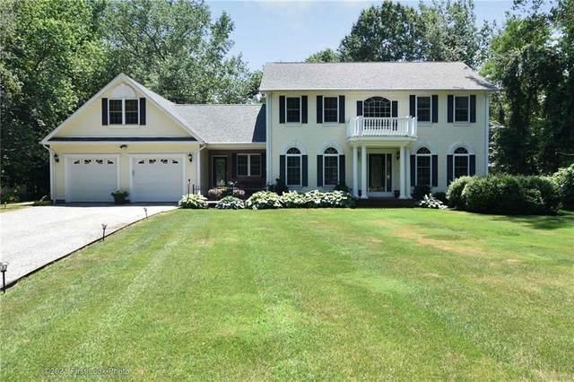2 Dutchess Drive, Cranston, RI 02921 (MLS #1287648) :: Nicholas Taylor Real Estate Group