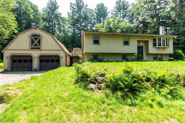 240 Wakefield Road, Burrillville, RI 02859 (MLS #1287750) :: Welchman Real Estate Group