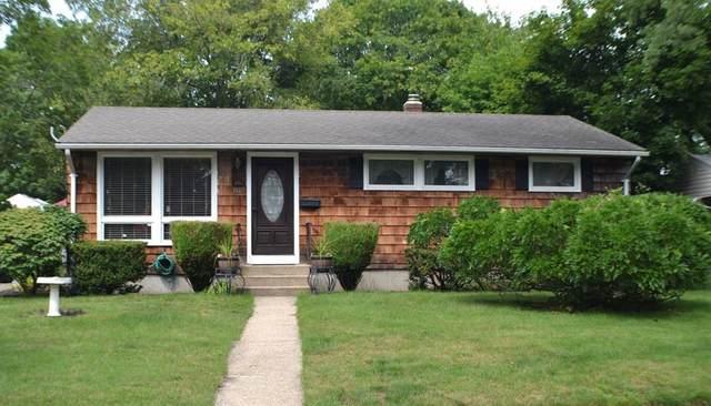 101 Sheppard Drive, Warwick, RI 02886 (MLS #1287853) :: Nicholas Taylor Real Estate Group