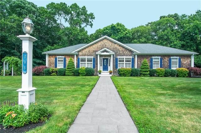 396 Congdon Drive, South Kingstown, RI 02879 (MLS #1287944) :: Welchman Real Estate Group