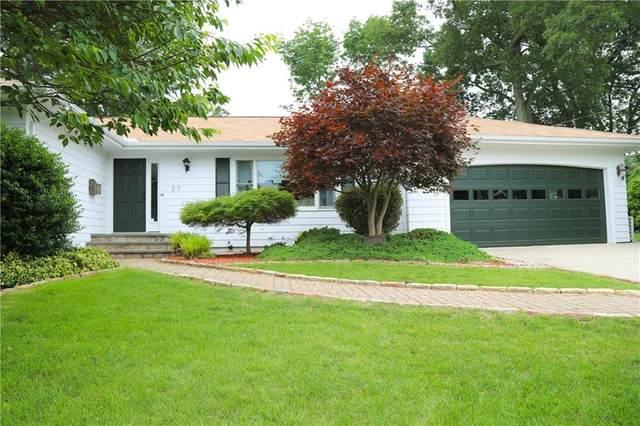 27 Blue Ridge Road, Cranston, RI 02920 (MLS #1288318) :: Nicholas Taylor Real Estate Group