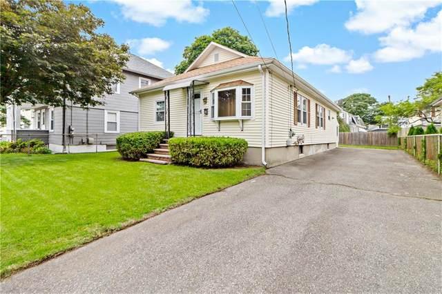 64 Bassett Street, Pawtucket, RI 02861 (MLS #1288409) :: Nicholas Taylor Real Estate Group
