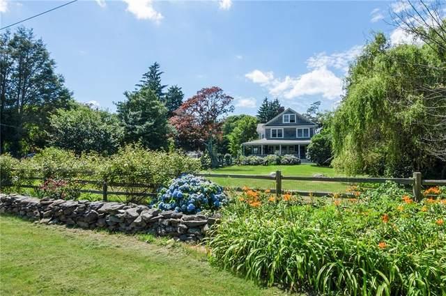 75 Willett Road, North Kingstown, RI 02874 (MLS #1288429) :: Nicholas Taylor Real Estate Group
