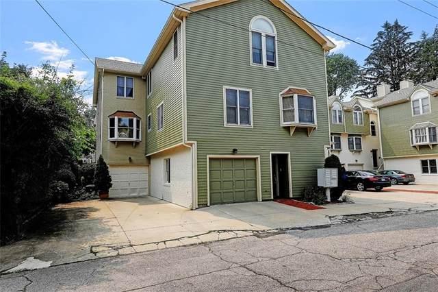 25 Miles Avenue #17, East Side of Providence, RI 02906 (MLS #1288477) :: revolv