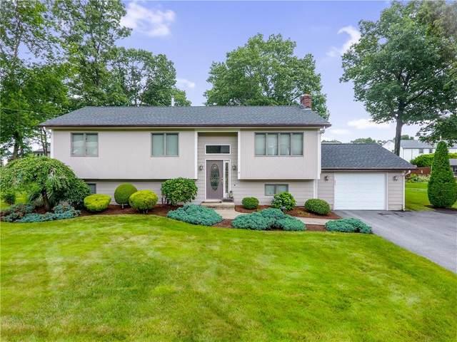 4 Canonchet Trail, Johnston, RI 02919 (MLS #1288519) :: Spectrum Real Estate Consultants