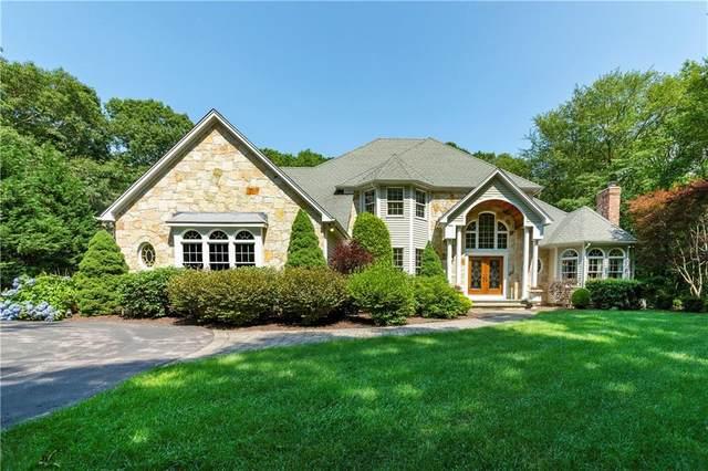 30 Westfield Drive, East Greenwich, RI 02818 (MLS #1288639) :: Spectrum Real Estate Consultants