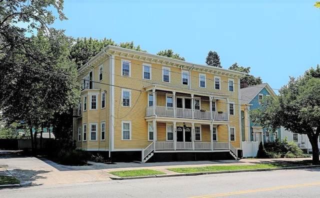 102 Dexter Street #2, Providence, RI 02909 (MLS #1288655) :: The Martone Group