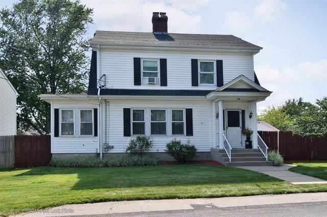 36 Deming Street, Pawtucket, RI 02861 (MLS #1288661) :: Spectrum Real Estate Consultants
