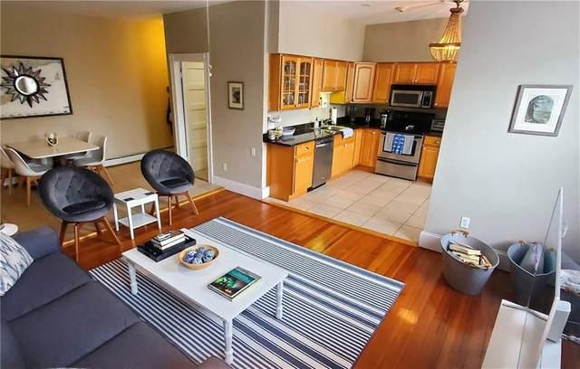 108 Broadway 3B, Newport, RI 02840 (MLS #1288678) :: Welchman Real Estate Group