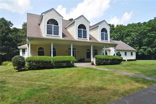 111 Broad Hill Way, South Kingstown, RI 02879 (MLS #1288721) :: Welchman Real Estate Group