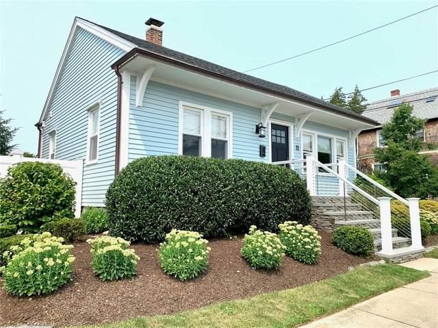 11 Eustis Avenue, Newport, RI 02840 (MLS #1288749) :: Welchman Real Estate Group