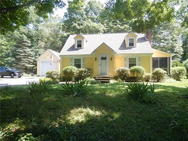 97 Trim Town Road, Scituate, RI 02857 (MLS #1288781) :: Nicholas Taylor Real Estate Group