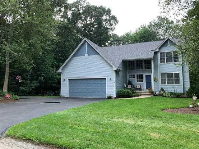 13 Waterman Farm Road, Cumberland, RI 02864 (MLS #1288819) :: Westcott Properties