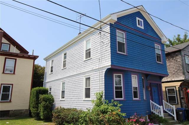 4 Clinton Avenue, Newport, RI 02840 (MLS #1288890) :: Edge Realty RI