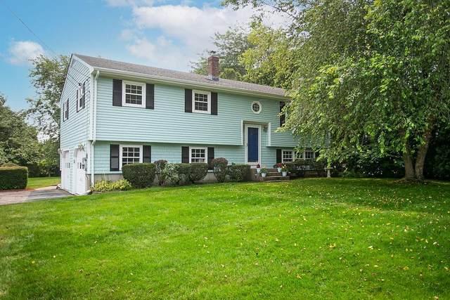 99 Sherwood Drive, Portsmouth, RI 02871 (MLS #1288950) :: Spectrum Real Estate Consultants