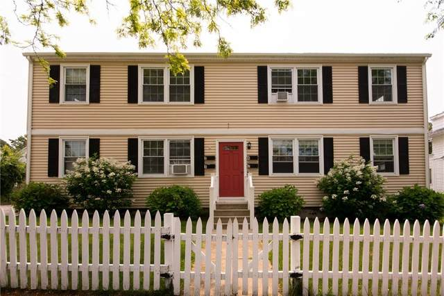 45 Hammond Street #3, Newport, RI 02840 (MLS #1288987) :: Welchman Real Estate Group
