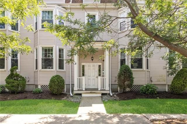 8 Slocum Street #14, Providence, RI 02909 (MLS #1289031) :: Nicholas Taylor Real Estate Group