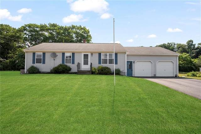 111 Carrier Avenue, Attleboro, MA 02703 (MLS #1289075) :: Edge Realty RI