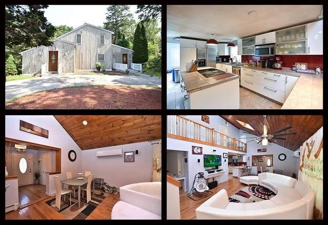 105 Reservoir Road, Coventry, RI 02816 (MLS #1289121) :: Westcott Properties