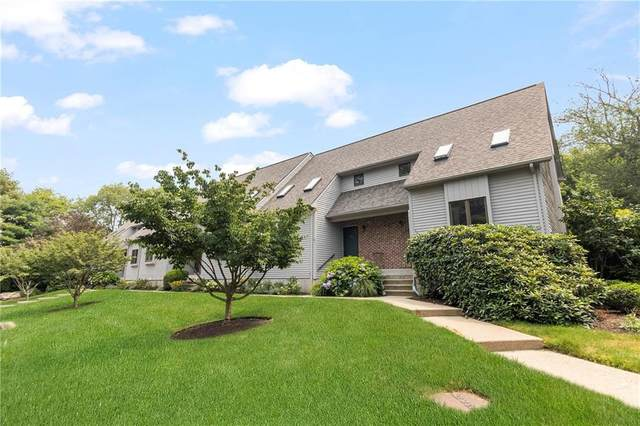 320 Westmoreland Street E5, Narragansett, RI 02882 (MLS #1289127) :: Westcott Properties