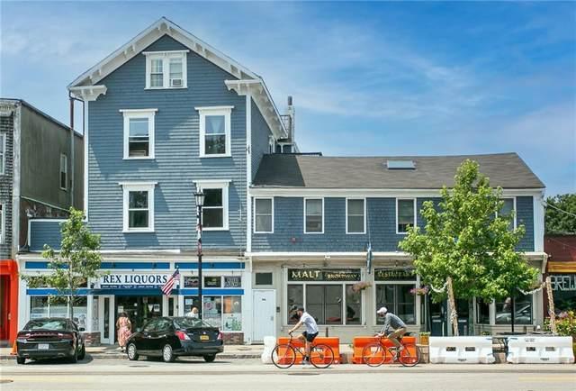 146 Broadway #4, Newport, RI 02840 (MLS #1289130) :: Edge Realty RI