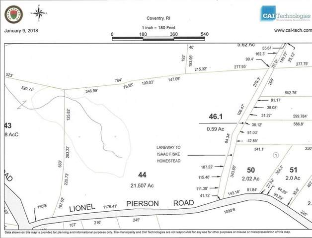 0 Lionel Pierson Road, Coventry, RI 02816 (MLS #1289139) :: Westcott Properties