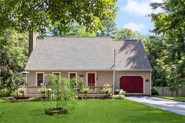 1236 Woonsocket Hill Road, North Smithfield, RI 02896 (MLS #1289140) :: Westcott Properties