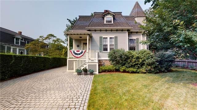 46 Everett Street, Newport, RI 02840 (MLS #1289167) :: Welchman Real Estate Group