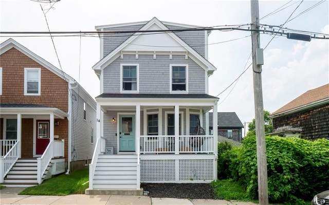 14 Homer Street, Newport, RI 02840 (MLS #1289173) :: Welchman Real Estate Group