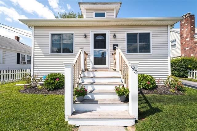 95 Vincent Avenue, North Providence, RI 02904 (MLS #1289207) :: The Martone Group