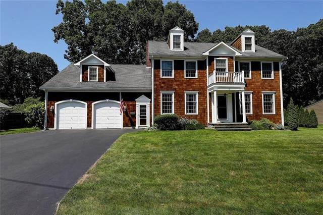 3 Hunt Drive, Barrington, RI 02806 (MLS #1289240) :: Spectrum Real Estate Consultants