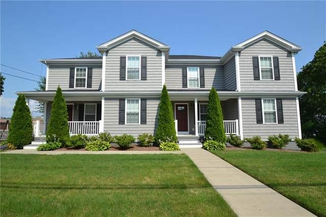1116 Hope Street #2, Bristol, RI 02809 (MLS #1289298) :: Welchman Real Estate Group