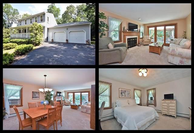 22 Ridgewood Drive, Scituate, RI 02857 (MLS #1289336) :: The Martone Group
